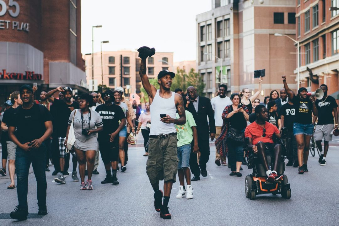 Being a better ally: black male youth