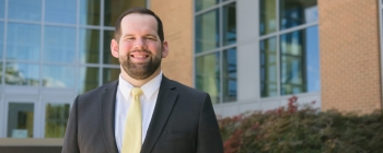 SGA advisor Craig Berger bids farewell to UMBC