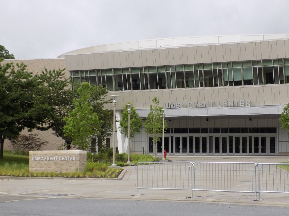 Event Center traffic hugely affects UMBC students