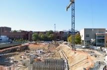 Cornering construction at UMBC: updates and expectations