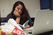 Health falters during exam time