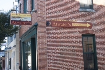 Atwater's Catonsville: serving one dish at a time