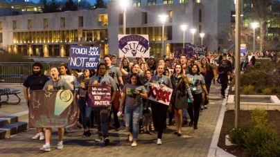 Take Back the Night shines light on sexual assault