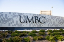 Graduating students lose a tradition with removal of UMBC sign
