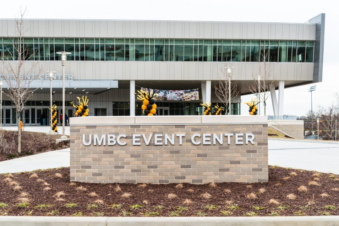 A closer look at the makings of UMBC's Event Center