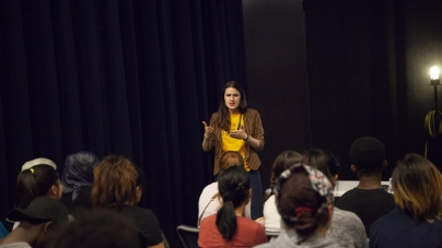 Theatre Night for Teens: Exploring a whole new world