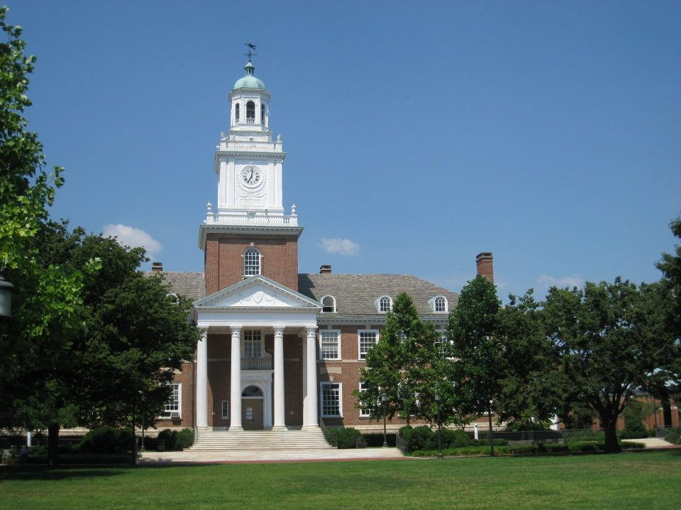 The debate for campus police at Johns Hopkins