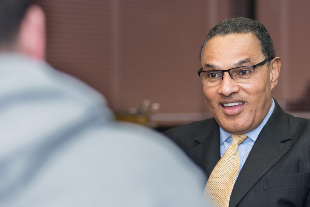 UMBC President Freeman Hrabowski receives ACE Lifetime Achievement Award