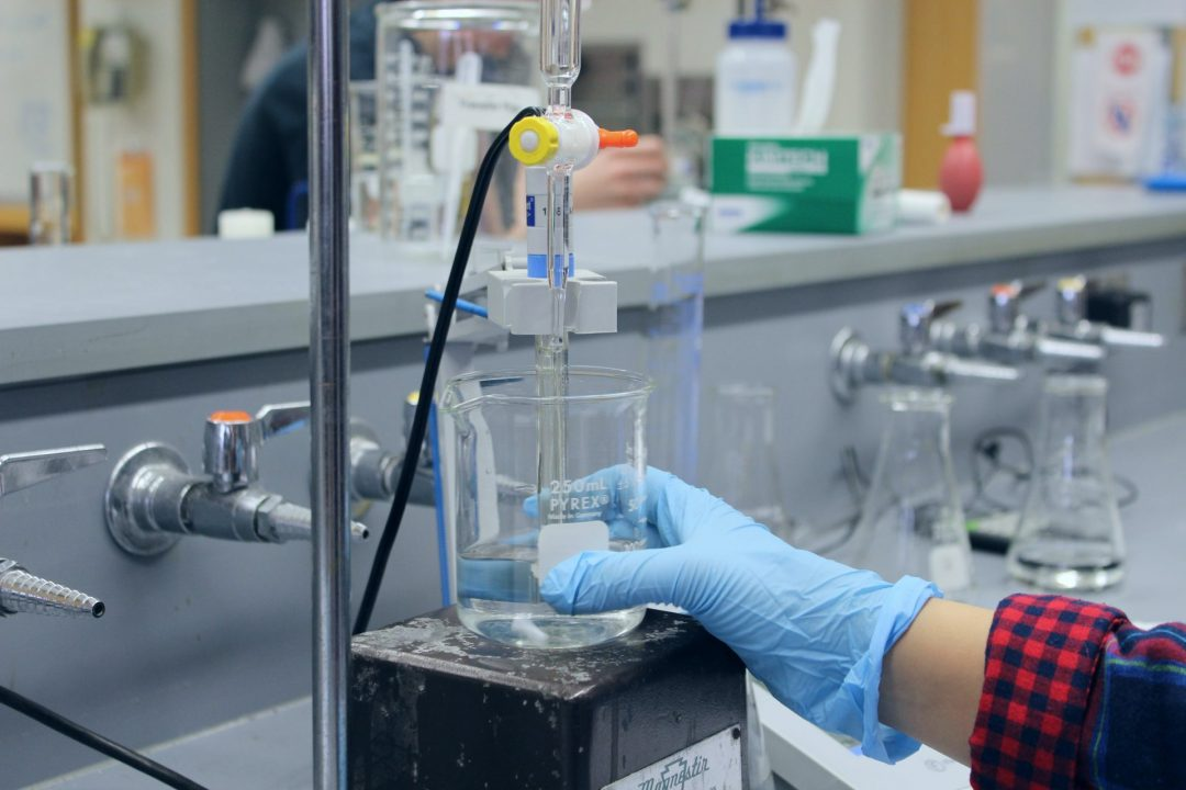 EPA awards UMBC $15,000 for Urine Nutrient Extraction Project