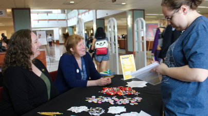 Libraries Lead: UMBC takes full advantage of Library Week 2018