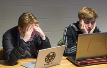Campus residents struggle with sluggish internet speeds