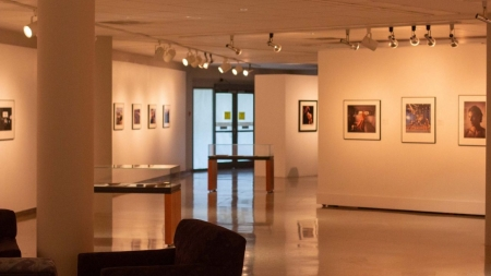 Library gallery showcases unique acquisitions
