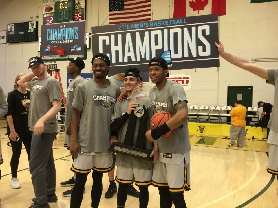 Going Dancing: The Retrievers are America East Champions