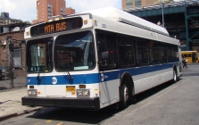 MTA to introduce 140 new buses for Baltimore public transit