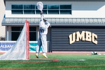 Men's lacrosse starts season with upset against No. 20 Richmond