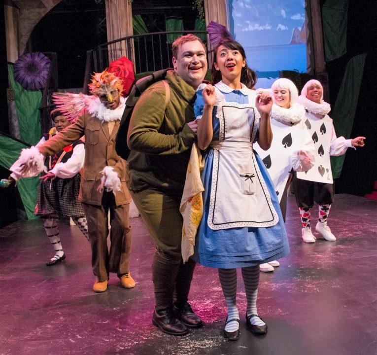 The Chesapeake Shakespeare Company's Alice in Wonderland