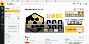 myUMBC gets fresh coat of paint