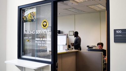 That's the ticket: Parking Services unveils new virtual permits