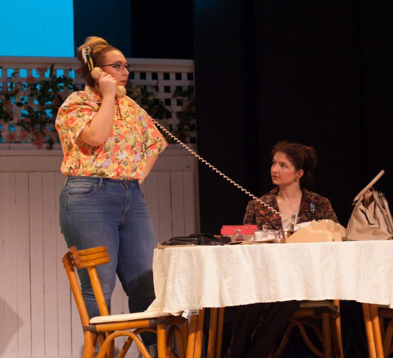 Steel Magnolias: Revitalized by UMBC TheatreCOM