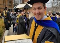 PhD alum John Olszweski runs for Baltimore County Executive