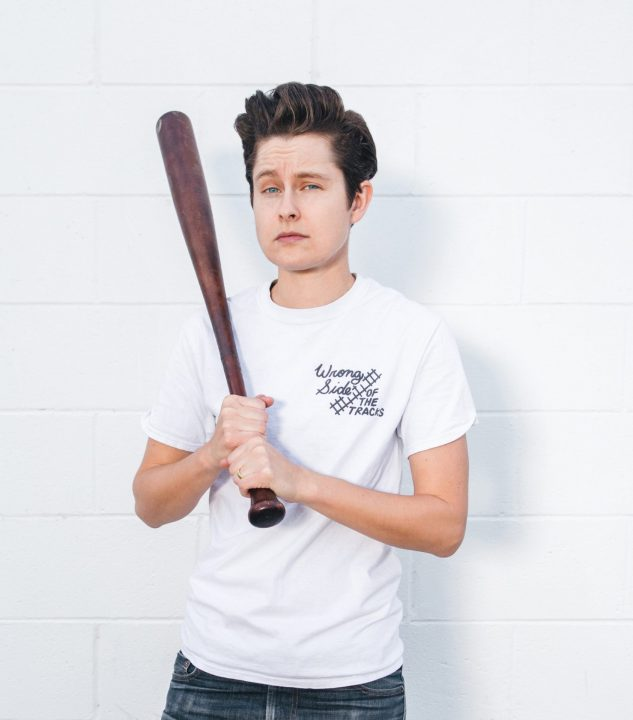 Real butch: Comedian Rhea Butcher on first headlining tour