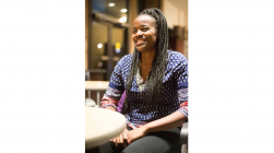 Chatting with UMBC's first Rhodes Scholar: Naomi Mburu