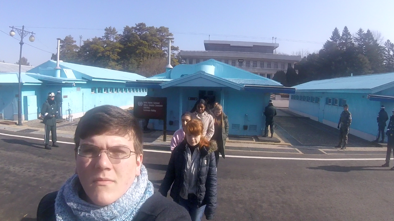 UMBC Across the Sea: from Pyongyang with love