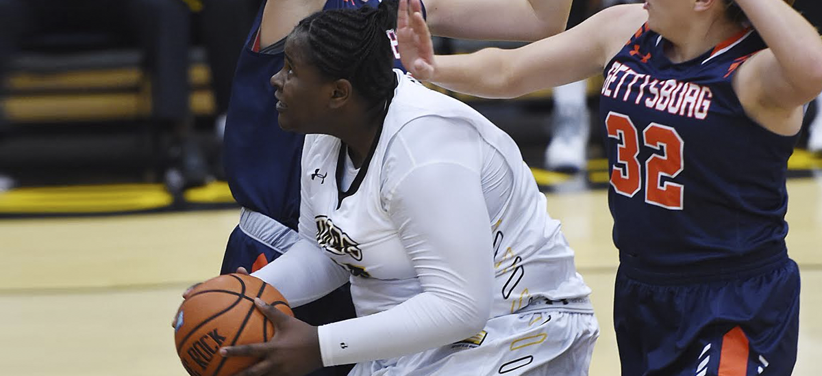 Women's basketball wins season opener against Columbia