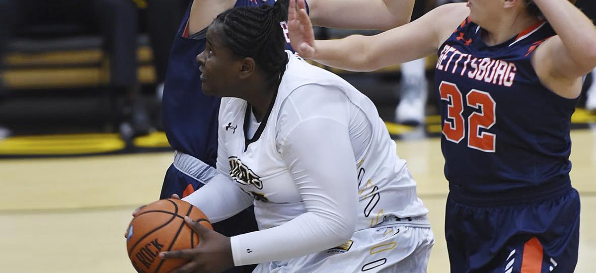 Women's basketball wins season opener against Columbia