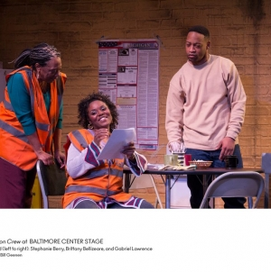 """The """"Skeleton Crew"""" of a play"""