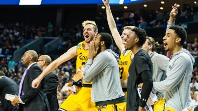 UMBC Men's Basketball thrashes No. 1 seed UVA [PHOTO GALLERY]