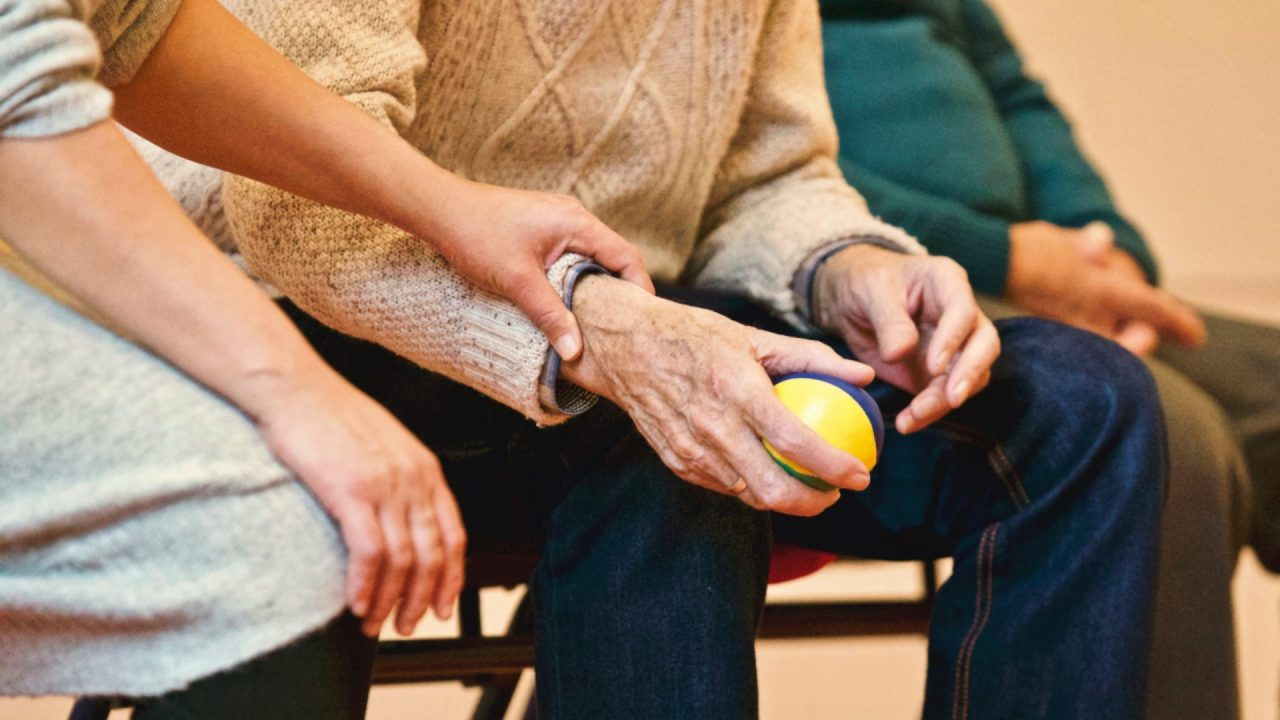Aging 101 class experiences aging firsthand
