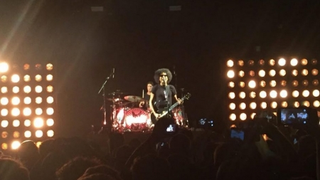 Alice in Chains rocks the nation's capital