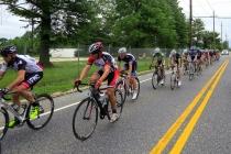 UMBC Alum Rides Against Cancer