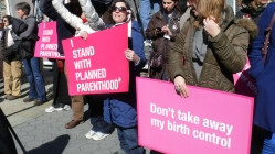 Birth control rollback: attack on women's health