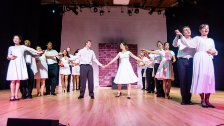"""The musical """"Curtains"""" draws in audience engagement"""