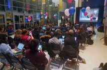 Election Night Extravaganza at UMBC
