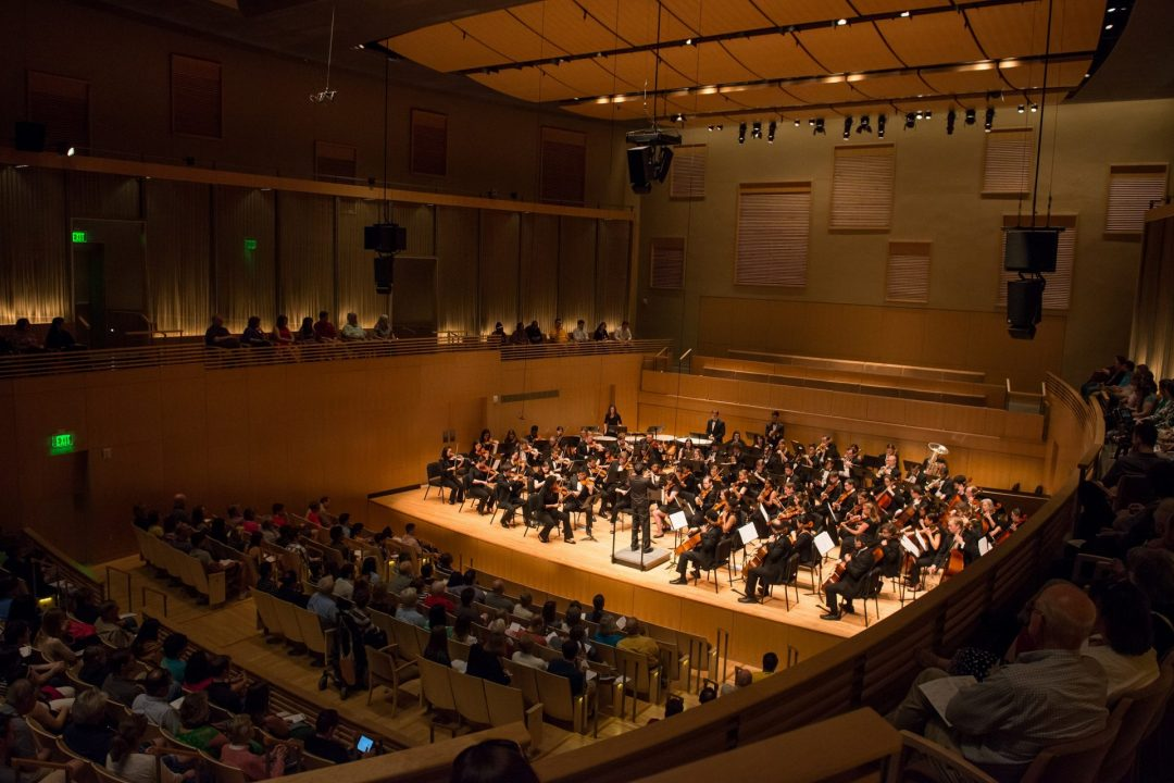 UMBC symphony orchestra hums their way past misfortune