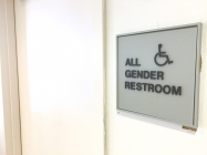 Gender neutral bathrooms: a right, not a privilege