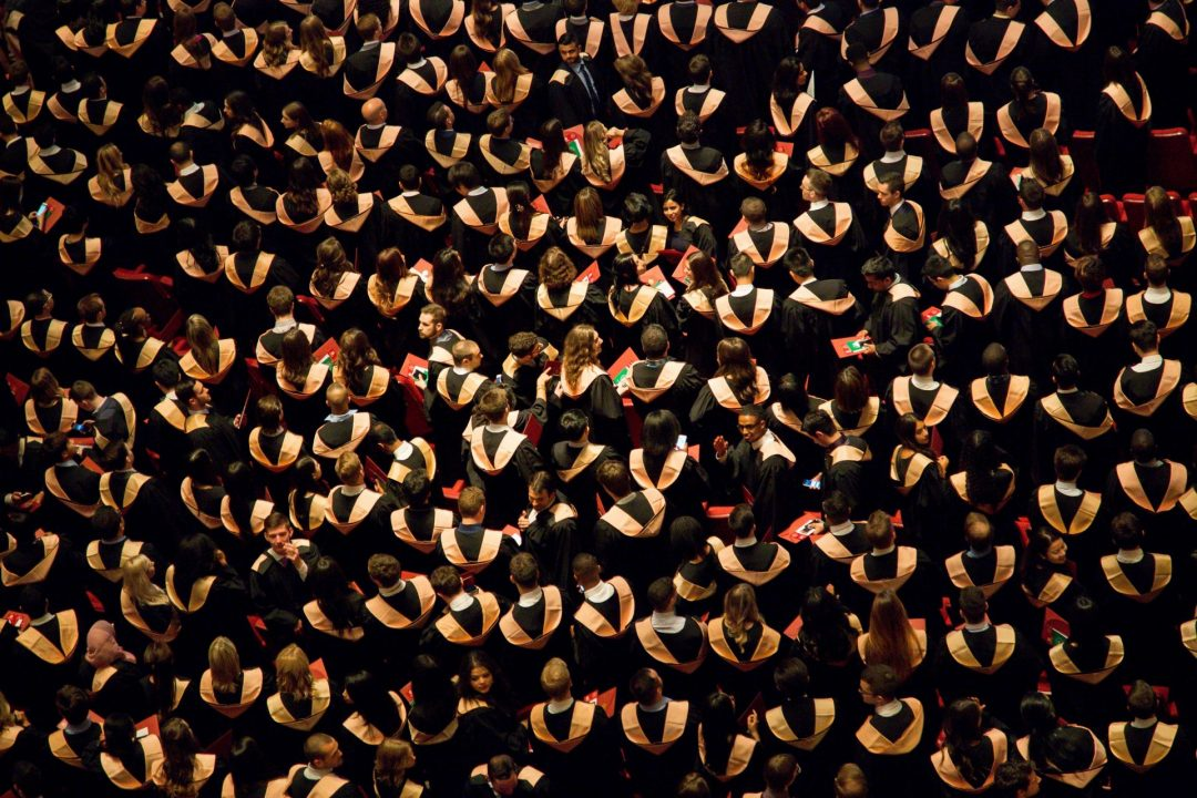 A dearth of graduation tickets frustrates students