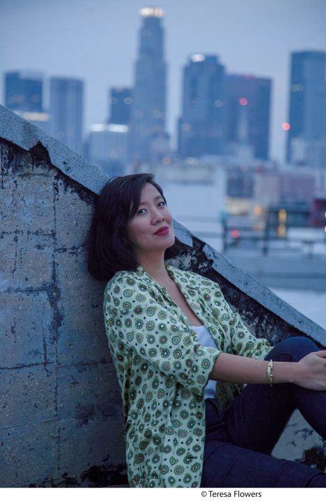 """The Wangs vs the World,"" Jade Chang on how words come alive"