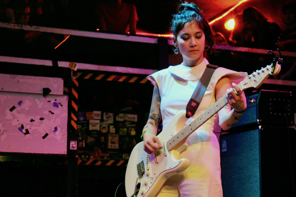 Japanese Breakfast lights up the Ottobar, debuts new song