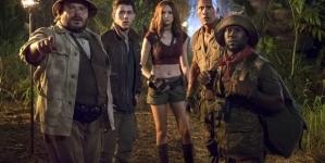 "SEB's weekly movie pick, ""Jumanji: Welcome to the Jungle"""