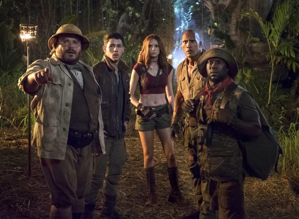 'Jumanji' Is Sony's Highest-Grossing Film, Sequel on the Way