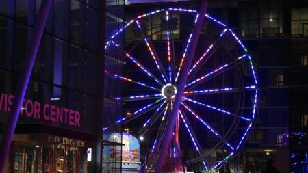 Light City festival illuminates downtown Baltimore