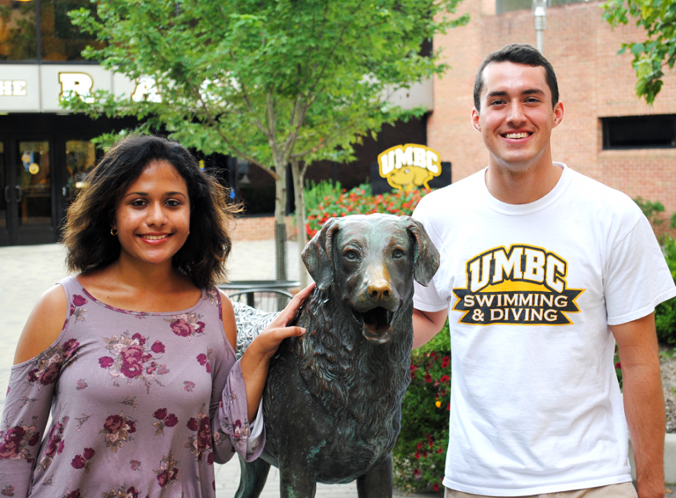 UMBC students explore global pathways