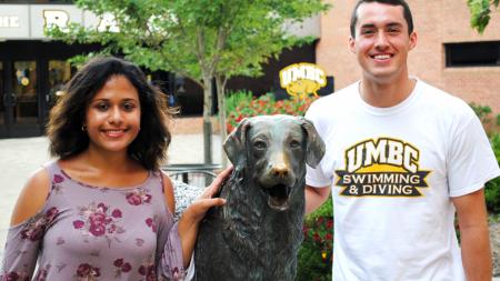 UMBC students explore global pathways