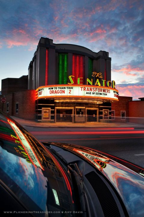 A city of neighborhoods and forgotten movie theaters