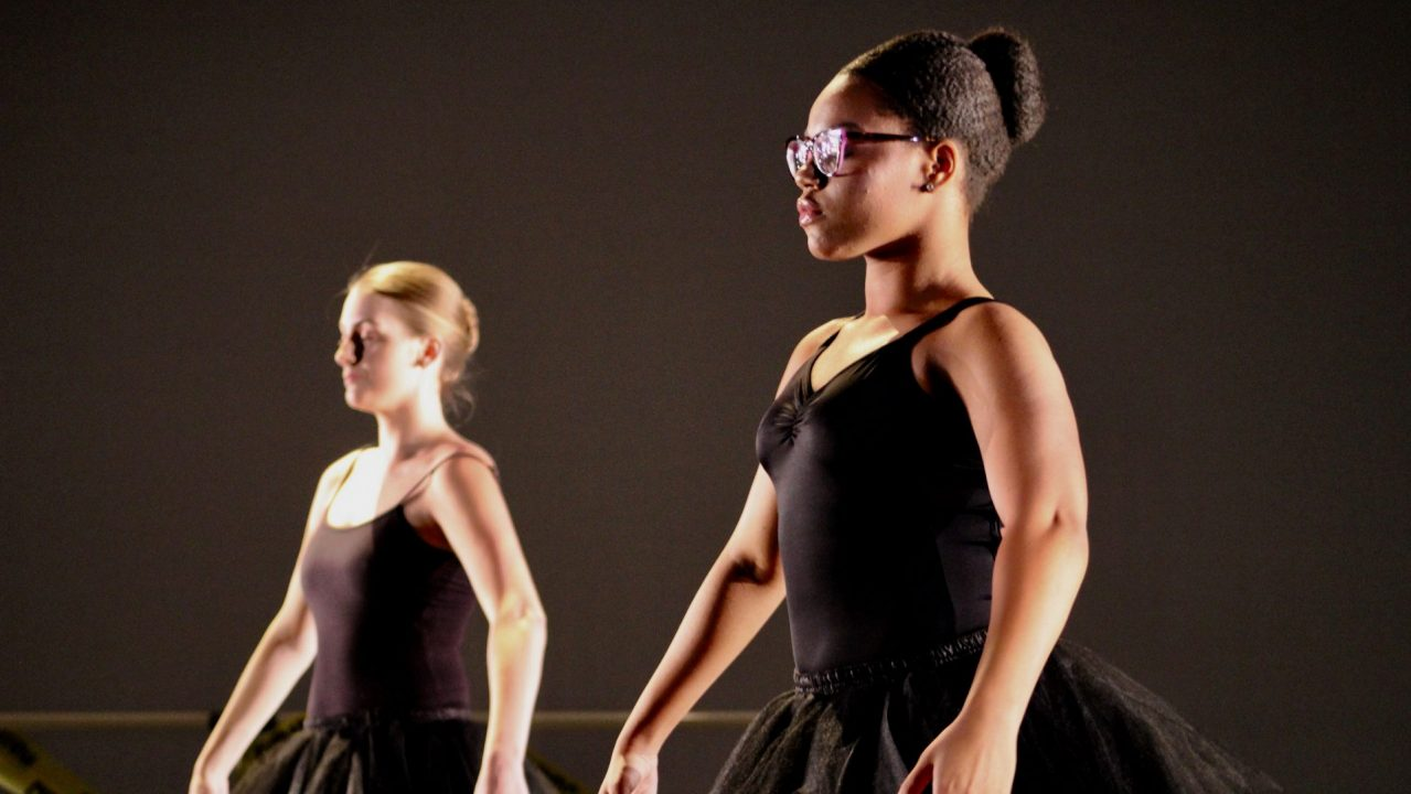 Student dance majors dazzle at senior show