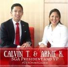 SGA candidates Calvin & Arkie: school stressors